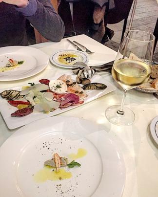 Vorspeise, GrußAusDerKüche, Weißwein, Pinot, Lecker, Yummi, GalloNero