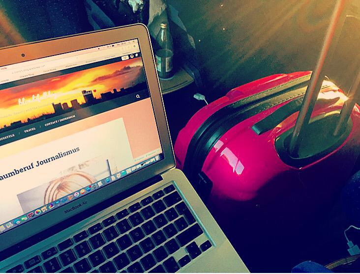 RTL, Travel, ICE, MAcBook, Pink, Hannover, Köln